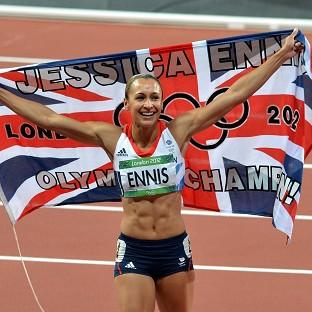 Jessica Ennis hopes to become only the fourth person to score 7,000 points in a heptathlon contest