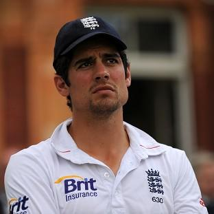 Alastair Cook says he will 'try to do the best job I can' as England skipper