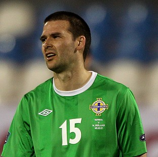 David Healy struck in the fifth minute of stoppage time