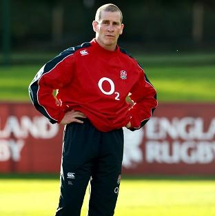 Stuart Lancaster, pictured, has recalled Chris Ashton for England's clash with Australia