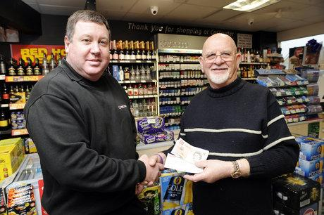 Shopkeeper and anonymous benefactor replace Poppy Appeal cash stolen from Hockley shop