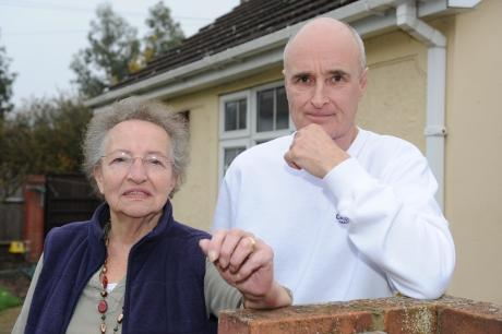 Villagers in Bowers Gifford still waiting for landline repairs after three weeks