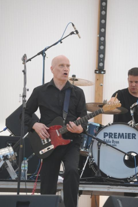 Former Dr Feelgood guitarist Wilko Johnson forced to cancel Canvey gig after being hospitalised