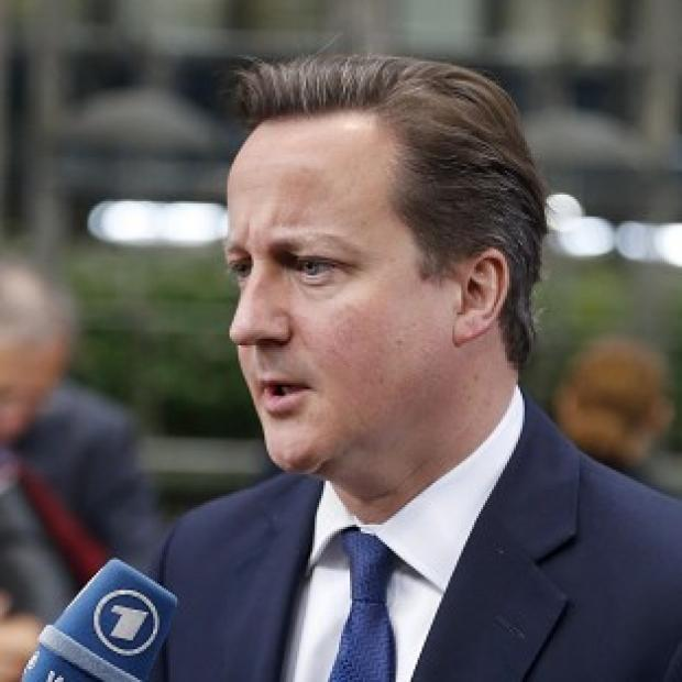 Prime Minister David Cameron said the proposed deal for the EU budget was not good enough (AP)
