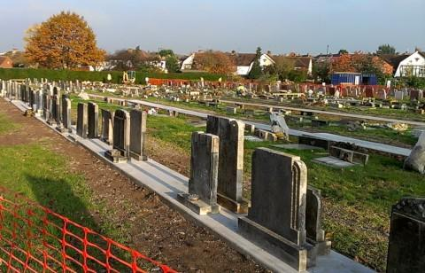 Southend most expensive burial cosst in east of England