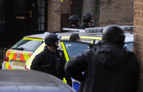 Man escapes after armed police raid Langdon Hills flat