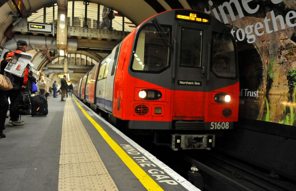 National Rail services disrupted by tube strikes