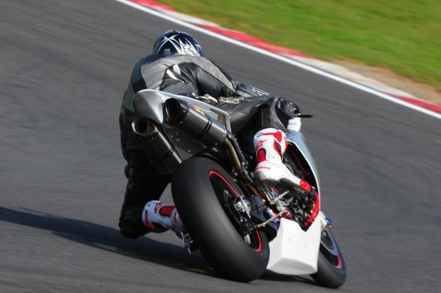 Thieves steal steal superbike