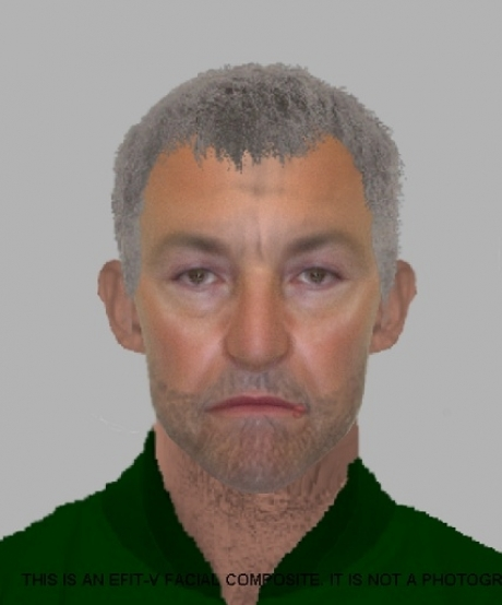Suspect - Do you know this man?