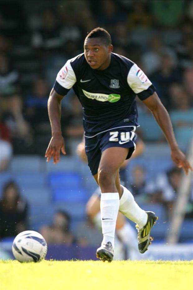 Echo: Britt Assombalonga - recovered from an ankle injury
