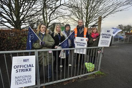 Staff walk out of Rochford junior school as dispute rumbles on