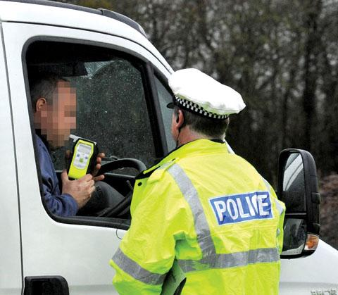 Drink drive numbers up in Essex