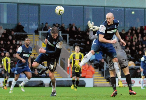 Ryan Cresswell - wants Blues to pick up more clean sheets