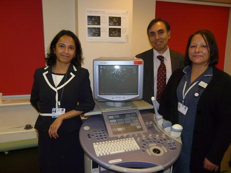 Pregnant women offered a new test at Southend Hospital