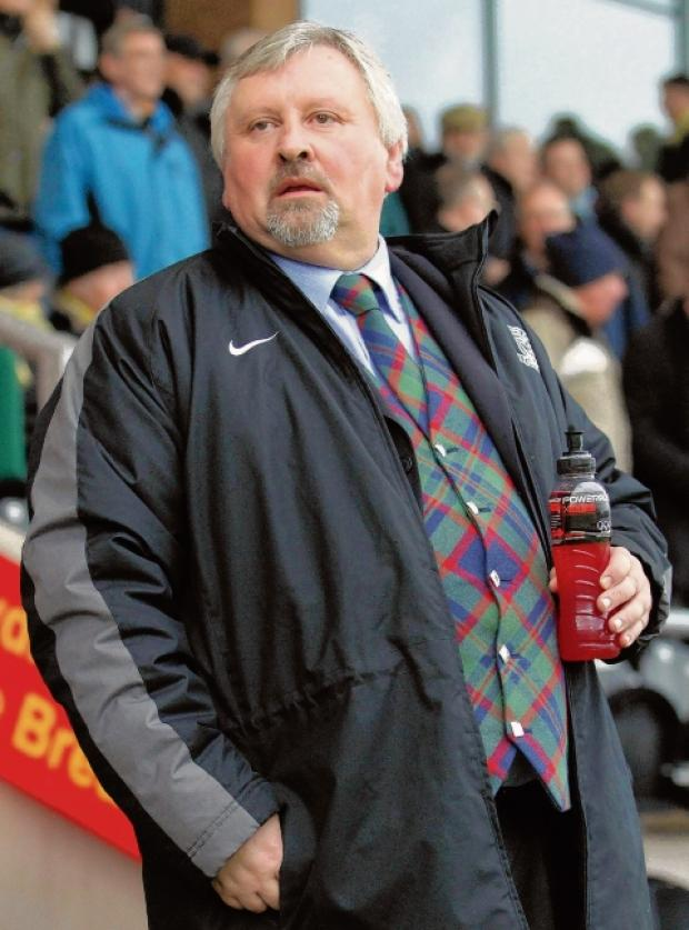 Paul Sturrock - takes his team to Brentford tonight