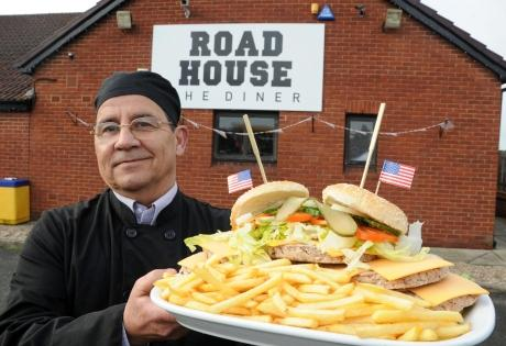 Taste of America at new Basildon diner