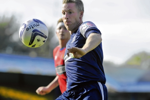 Neil Harris - delighted to see Southend United reach Wembley