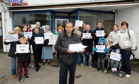 300 oppose new off licence in Southend