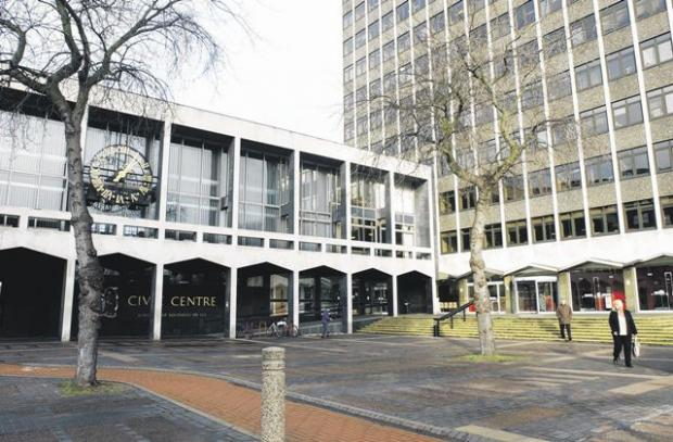 Southend Civic Centre's £4m revamp set to start