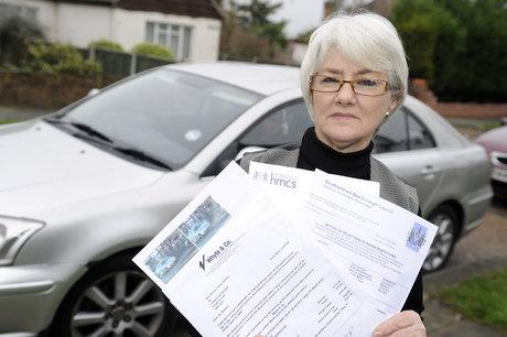 Woman slapped with £167 fine by Southend Council spy car after pulling over for seven seconds