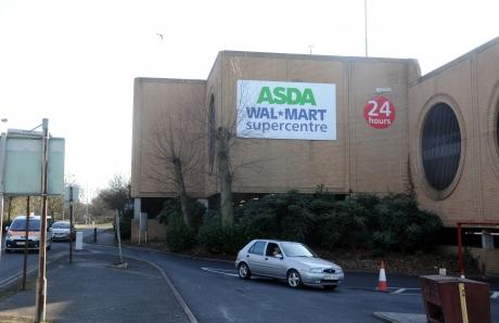 "Dark Asda car park like ""something out of American crime film"""