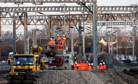 £37billion rail investment planned