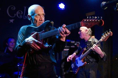 Westcliff guitarist Wilko Johnson vows to make the most of the time he has left after being told he has terminal cancer