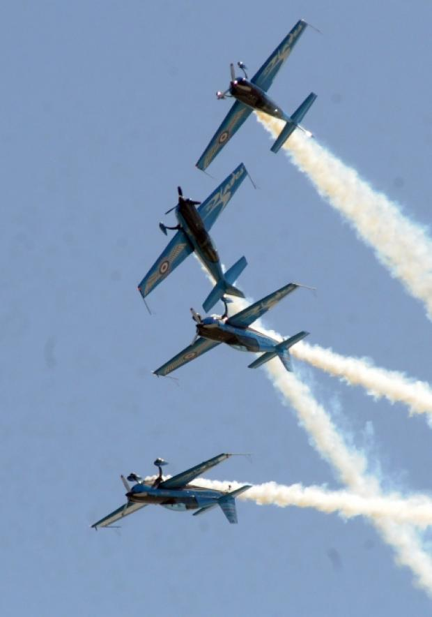 Echo: Businesses welcome scrapping of Southend Airshow