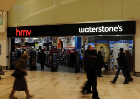 HMV administration leads to high street concerns
