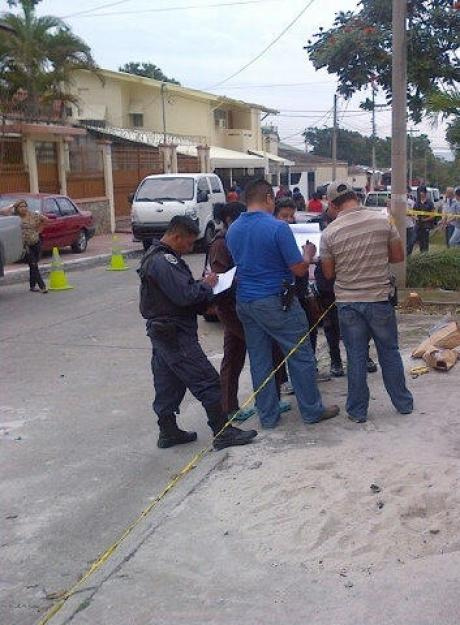 Leigh man shot dead in Central America