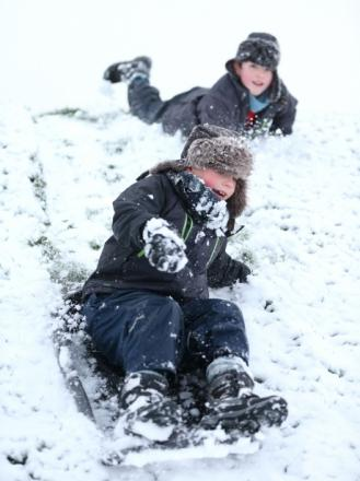 Met Office warns of four inches of snow in south Essex