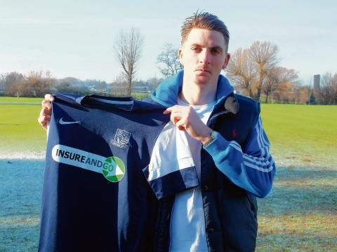 Mickey Spillane - will make his Southend United debut at Chesterfield this weekend