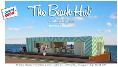 The Beach Hut cafe