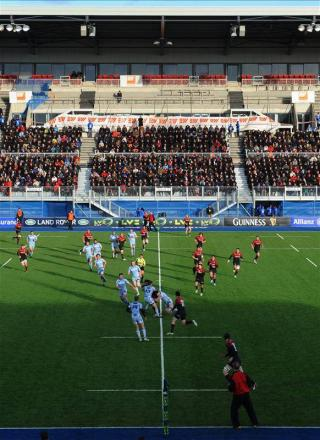 Billericay Rugby Club will be playing at Allianz Park this weekend