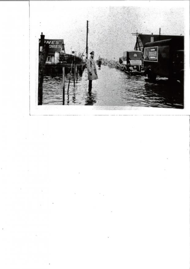Tuesday's Echo: 8-page supplement marking 60th anniversary of Canvey floods