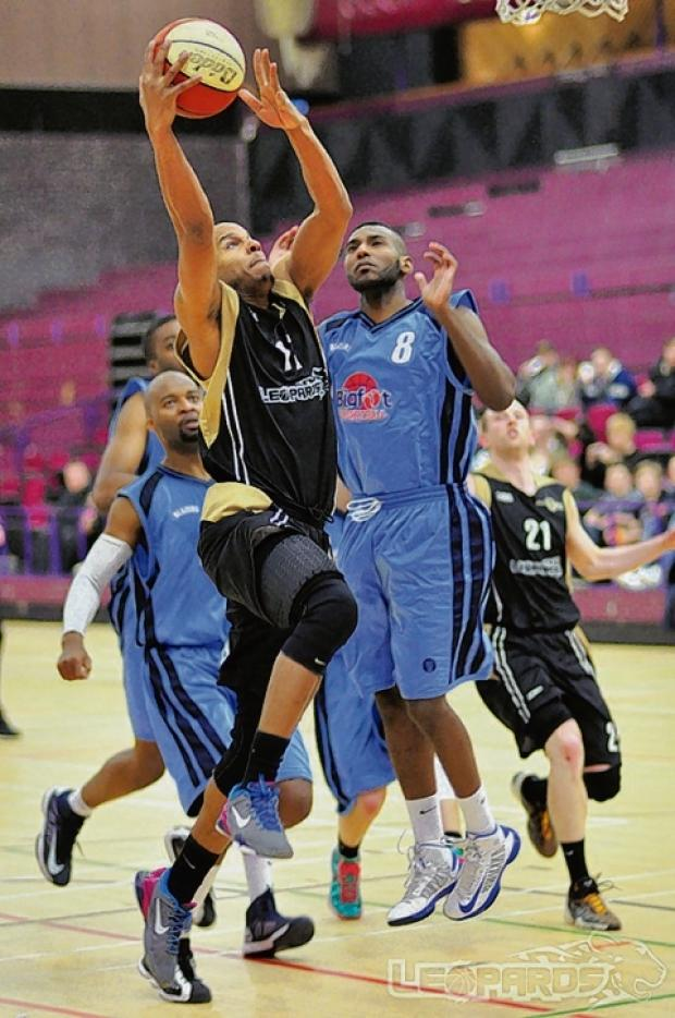 Taner Adu - heading back to Southend with the Essex Leopards this weekend