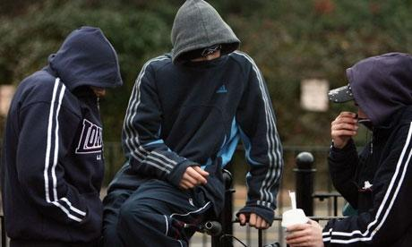 Gang injunction bans teens from wearing hoodies