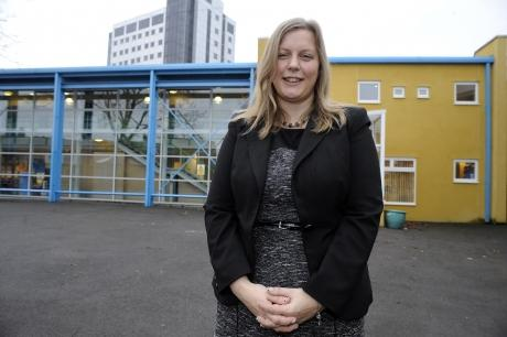 New headteacher pledges to turn school round