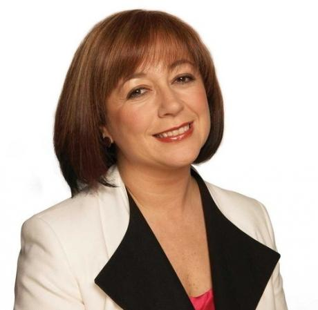 Former Benfleet resident and Tory spokeswoman Maria Hutchings