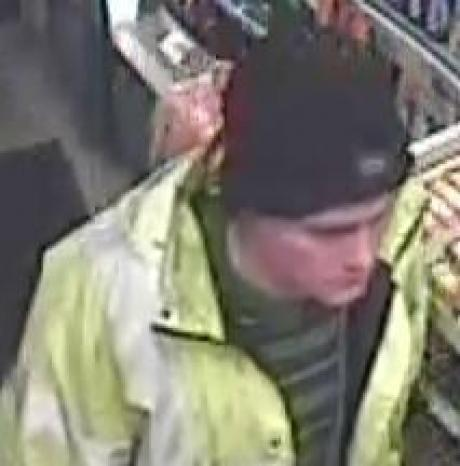 Police realease CCTV of suspected shoplifter