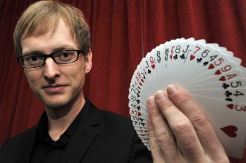 Rochford magician organises major West End magic show