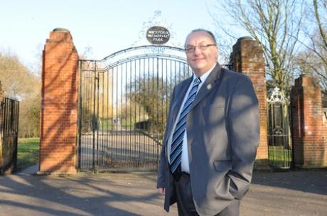 Leader of Basildon Council Tony Ball is happy about the plans