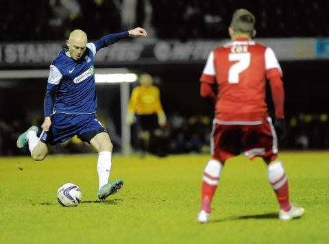 Sean Clohessy - keen to see Southend get the ball out wide