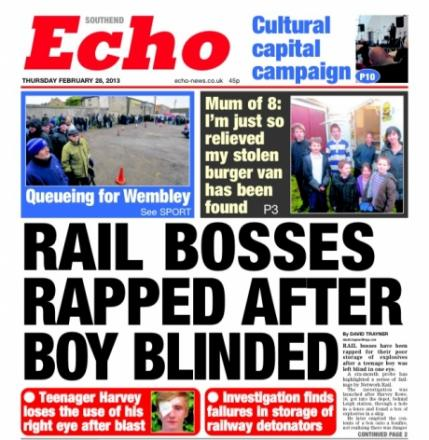 Echo named Daily Newspaper of the Year
