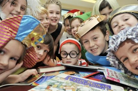 Woodham Ley Primary School enjoyed their dress-up day