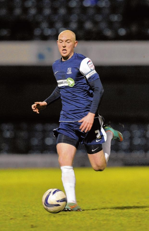 Sean Clohessy - feels Southend United must win this weekend to keep alive their push for the play-offs