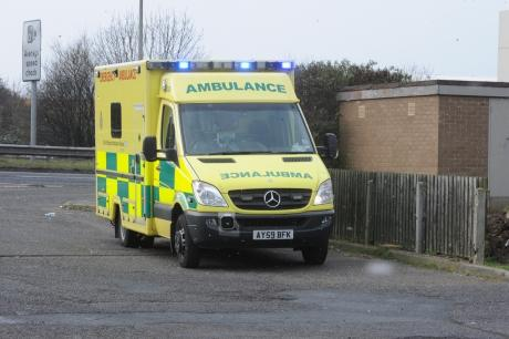 Woman left in agony for five hours waiting for ambulance