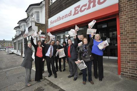 Victory for the Echo blood test campaign