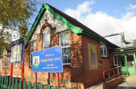 "Hadleigh Junior School sends pupils home due to ""structural problem"""