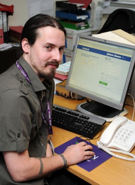 Peter Passingham, assistant secretary for the Southend Unison's local government branch, who set up the Facebook group co-ordinating campaigns
